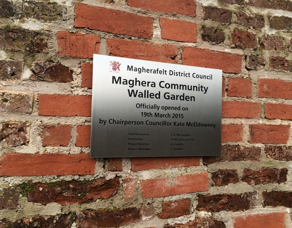 Maghera-Walled-Garden-Official Opening