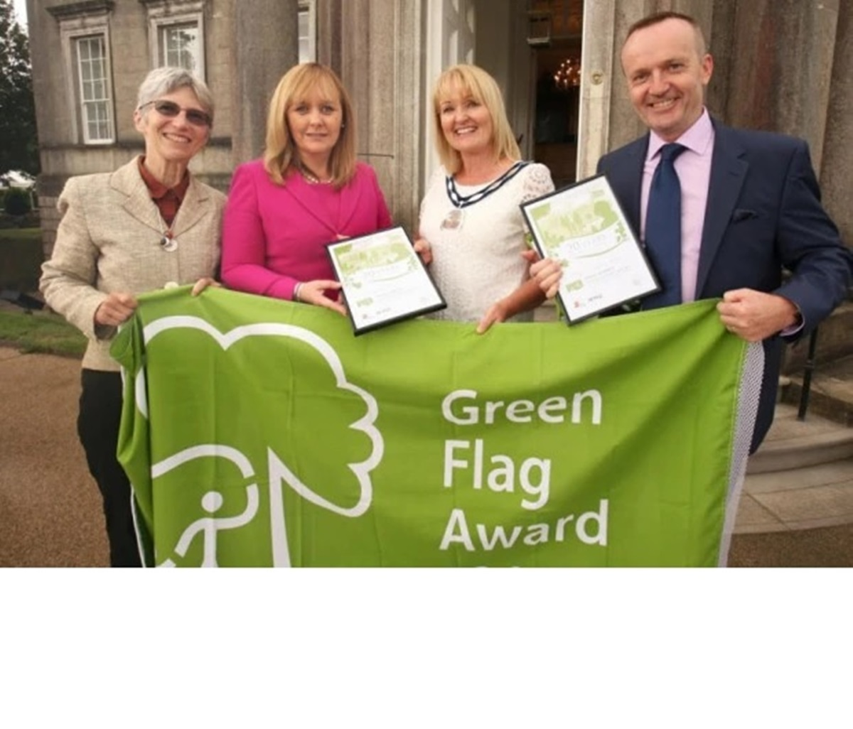 Green Flag Award Maghera Walled Garden