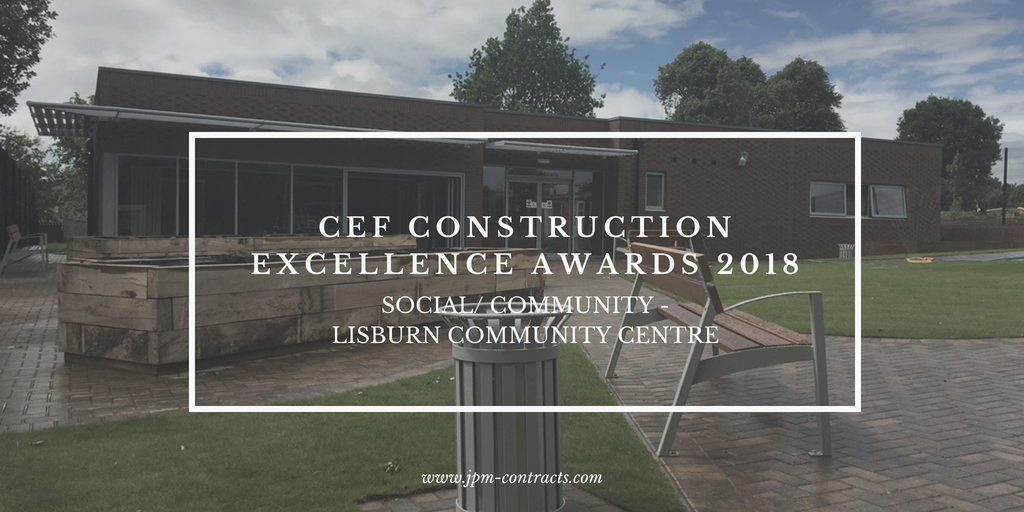 CEF Awards 2018- Social/ Community