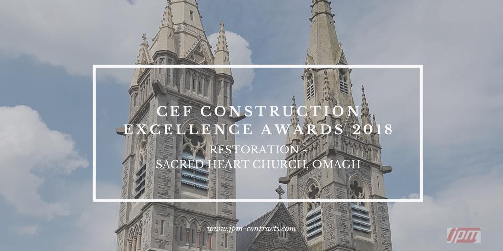 CEF Awards 2018 - Restoration